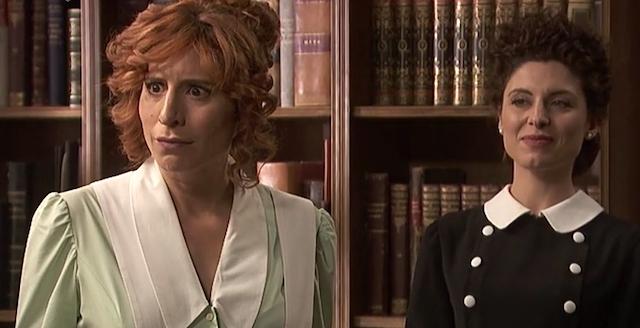 Il Segreto: le trame degli episodi in onda dall'11 al 15 dicembre