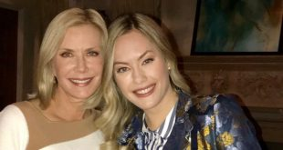 Katherine Kelly Lang e Annika Noelle / Beautiful