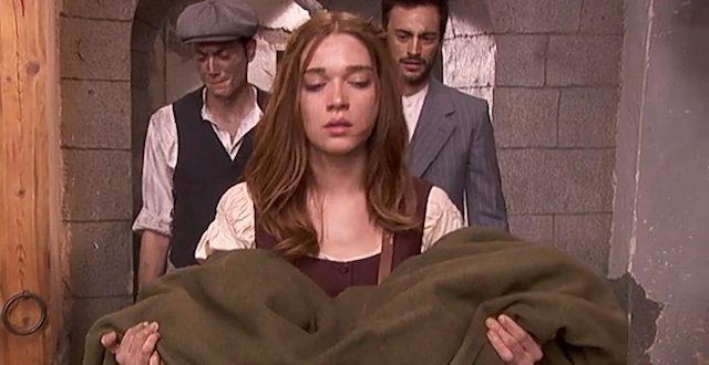 Julieta, Saul, Prudencio / Il segreto