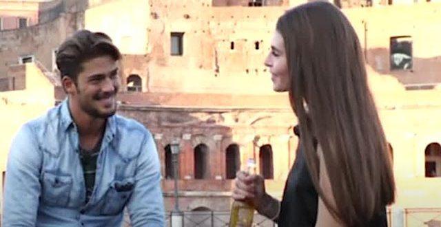 Karina Cascella la foto con il nuovo fidanzato