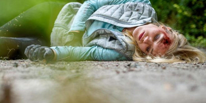 Alicia cade da cavallo, Tempesta d'amore © ARD/Christof Arnold