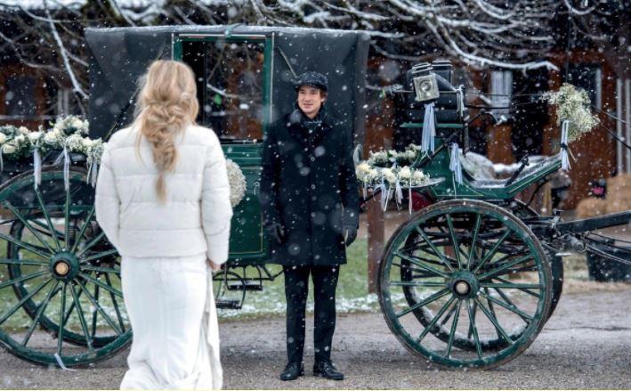 Tempesta d'amore |  anticipazioni tedesche |  le nozze da sogno di Christoph e Alicia |  la