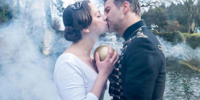 Tina e Nils, Tempesta d'amore © ARD/Christof Arnold