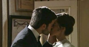 Bacio tra TERESA e FERNANDO | Una vita