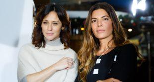 Maria Chiara Augenti (Valentina) con Claudia Ruffo (Angela) | Un posto al sole