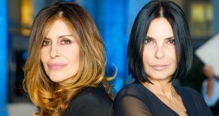 VERONICA VISCARDI (Caterina Vertova) e MARINA GIORDANO (Nina Soldano) / Un posto al sole