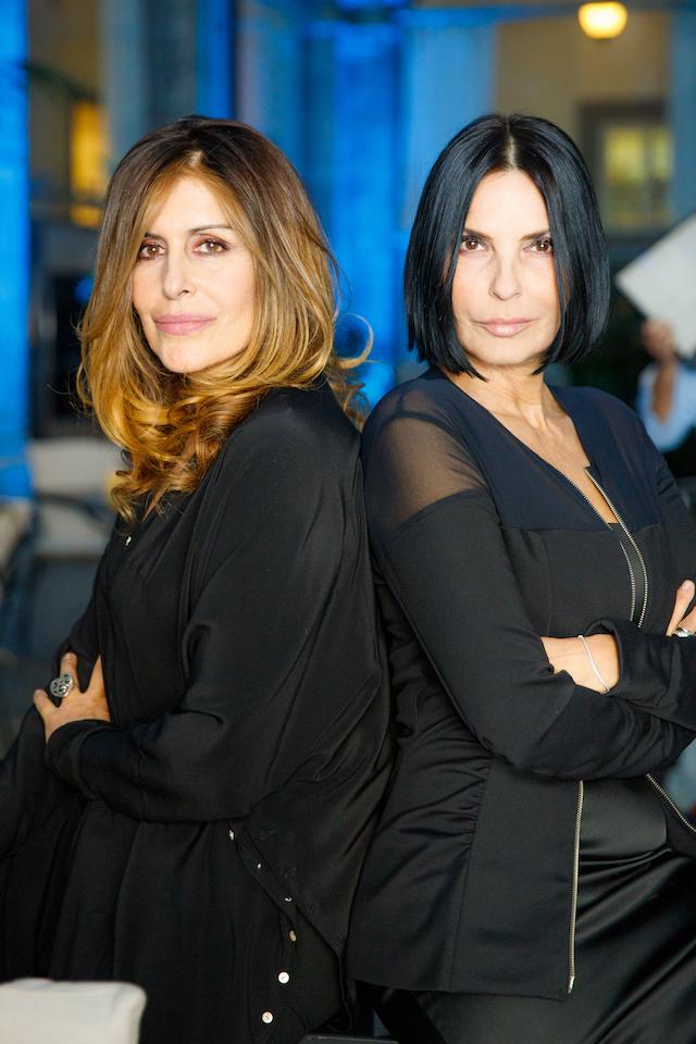 Caterina Vertova e Nina Soldano / Un posto al sole