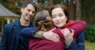 Eva, Robert e Valentina, Tempesta d'amore © ARD/Christof Arnold