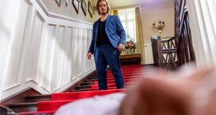 William fa cadere Christoph, Tempesta d'amore © ARD/Christof Arnold