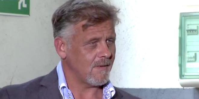 GAETANO PRISCO di Un posto al sole (l'attore Fabio De Caro)