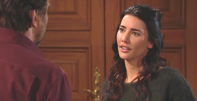 Anticipazioni Beautiful: STEFFY consenziente con BILL, ma RI
