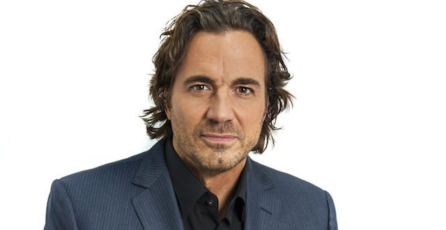 L'attore THORSTEN KAYE (Ridge Forrester a Beautiful)