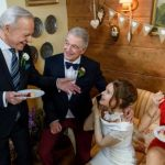 Matrimonio di Melli e André, Tempesta d'amore © ARD/Christof Arnold