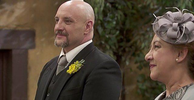 Matrimonio TIBURCIO - DOLORES / Il segreto