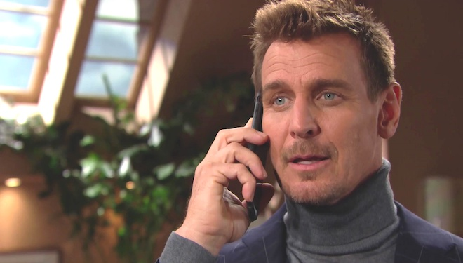 L'attore INGO RADEMACHER (Thorne Forrester a Beautiful)