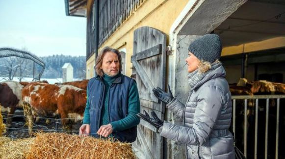 Michael e Natascha in fattoria, Tempesta d'amore © ARD/Christof Arnold