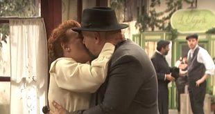 Il bacio tra DOLORES e TIBURCIO | Il segreto