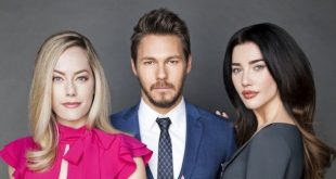 HOPE, LIAM e STEFFY / Beautiful (foto Mediaset e BBL Distribution)
