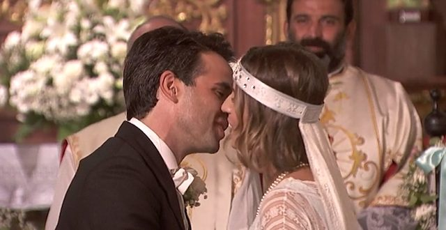 CARMELO e ADELA sposi | Il segreto