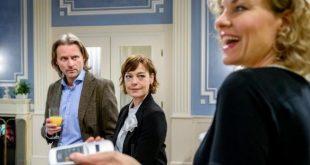 Michael, Xenia e Natascha, Tempesta d'amore © ARD/Christof Arnold