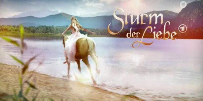 Quattordicesima stagione di Tempesta d'amore (Screenshot dalla sigla)