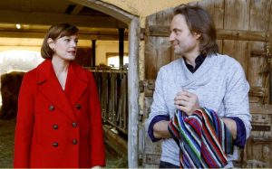 Xenia e Michael, Tempesta d'amore © ARD/Christof Arnold