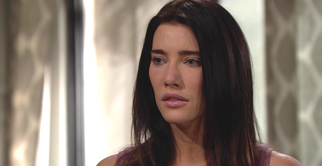 Beautiful, anticipazioni americane: STEFFY CADE mentre è con