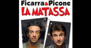 Film LA MATASSA con Ficarra, Picone e Anna Safroncik