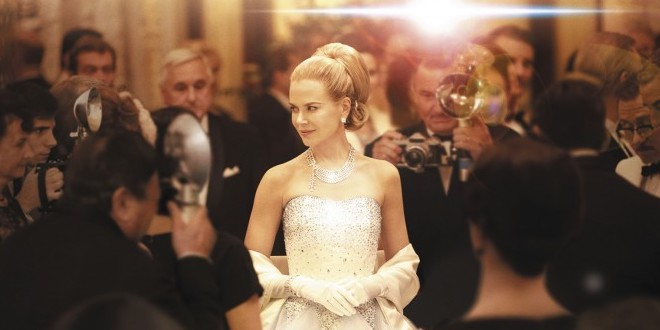 Film GRACE KELLY con NICOLE KIDMAN