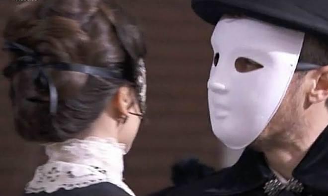MAURO mascherato / Una vita