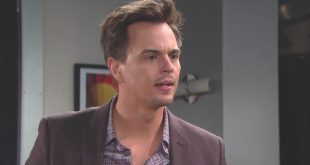 DARIN BROOKS è Wyatt Spencer a Beautiful