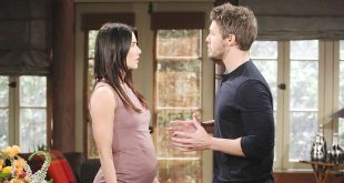 Steffy e Liam / Beautiful (copyright CBS / JPI Studios)