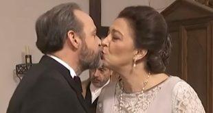 IL SEGRETO / Francisca e Raimundo sposi
