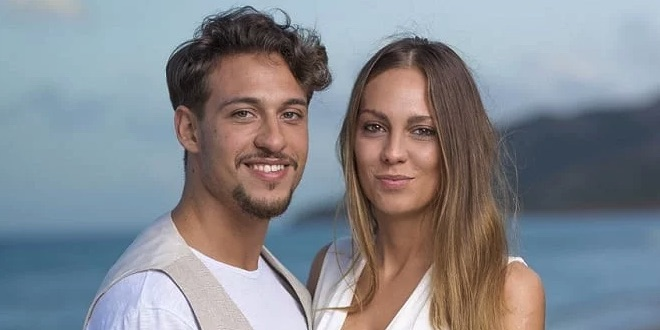 TEMPTATION ISLAND anticipazioni: MARTINA, bacio con ANDREW. E Gianpaolo?