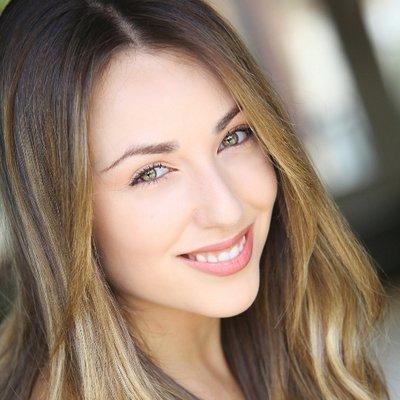 NICOLA POSENER è Amelia a Beautiful (immagine da Twitter)