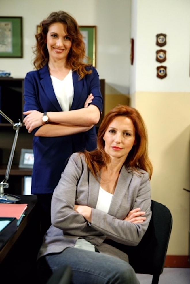 Clotilde Sabatino e Giulia Di Quilio / foto 1