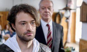Joshua e Werner, Tempesta d'amore © ARD/Christof Arnold