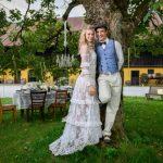Matrimonio di Alicia e Viktor, Tempesta d'amore © ARD/Christof Arnold