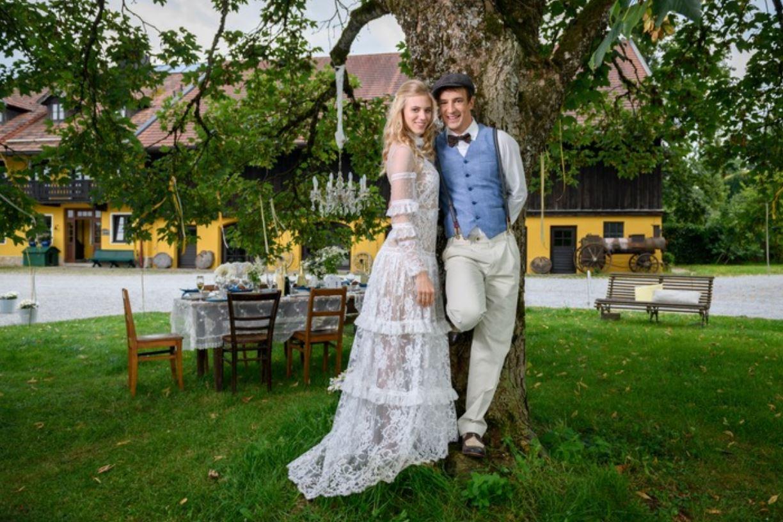 Tempesta d'amore, puntate tedesche: il matrimonio di ALICIA
