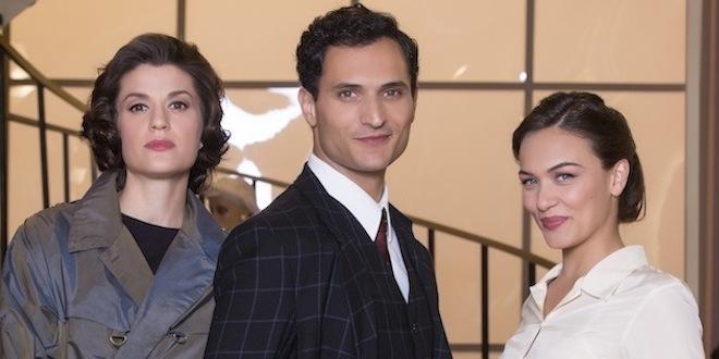 Vittorio, Marta e Andreina / Il paradiso delle signore