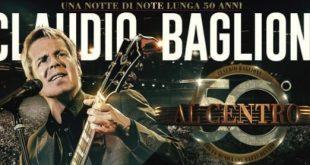 Claudio Baglioni su Rai 1