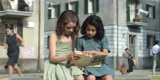 L'AMICA GENIALE | Fiction Rai | cast, trama, anticipazioni