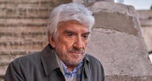 GIGI PROIETTI interpreta Bruno Palmieri nella fiction UNA PALLOTTOLA NEL CUORE