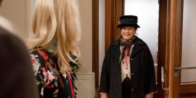 Doris Buchrucker interpreta Anna, la nonna di Alicia - Tempesta d'amore © ARD Bojan Ritan