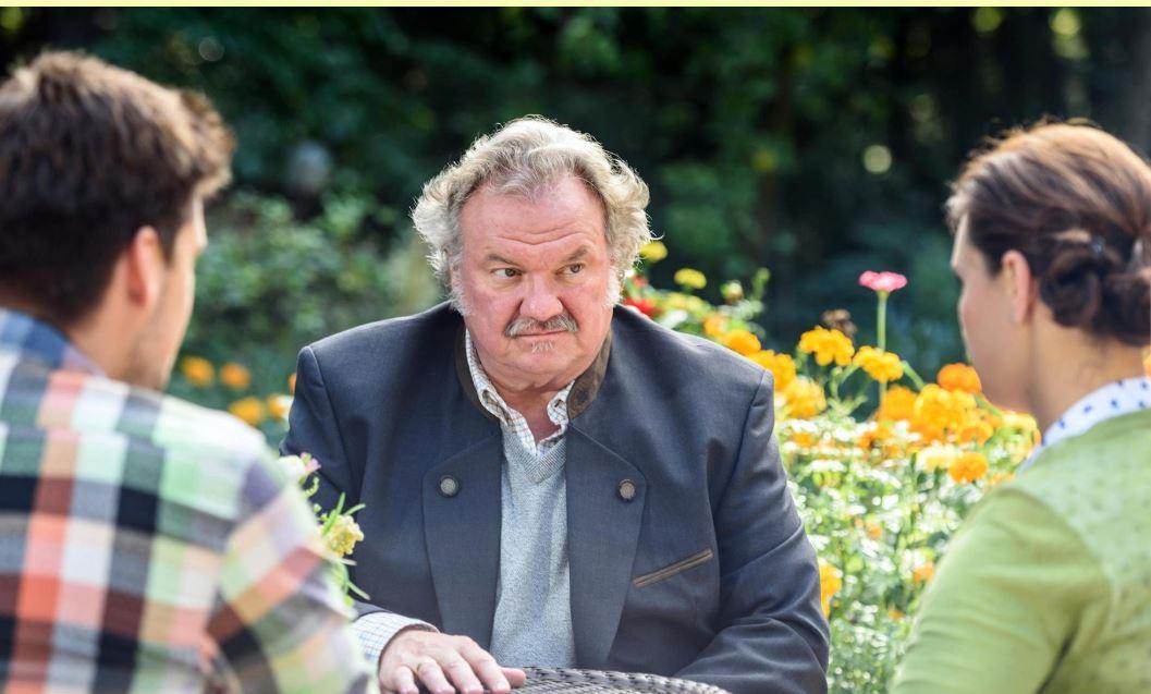 Tempesta d'amore: Werner Biermeier sarà Hieronymus Ehrlinger, il padre di Romy