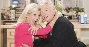 PAM e CHARLIE di Beautiful / foto CBS - JPI Studios