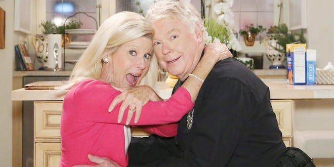 Beautiful |  anticipazioni americane |  PAM e CHARLIE |  proposta nuziale in cucina