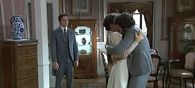 Una vita / Diego, Blanca e Samuel