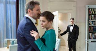 Christoph, Eva e Robert, Tempesta d'amore © ARD Christof Arnold