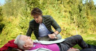 Joshua salva Werner, Tempesta d'amore © ARD Christof Arnold